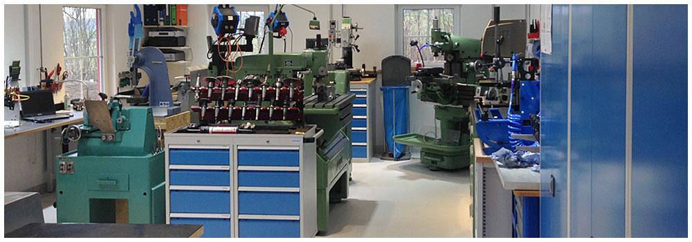 Werkstatt Kurrer Motoren